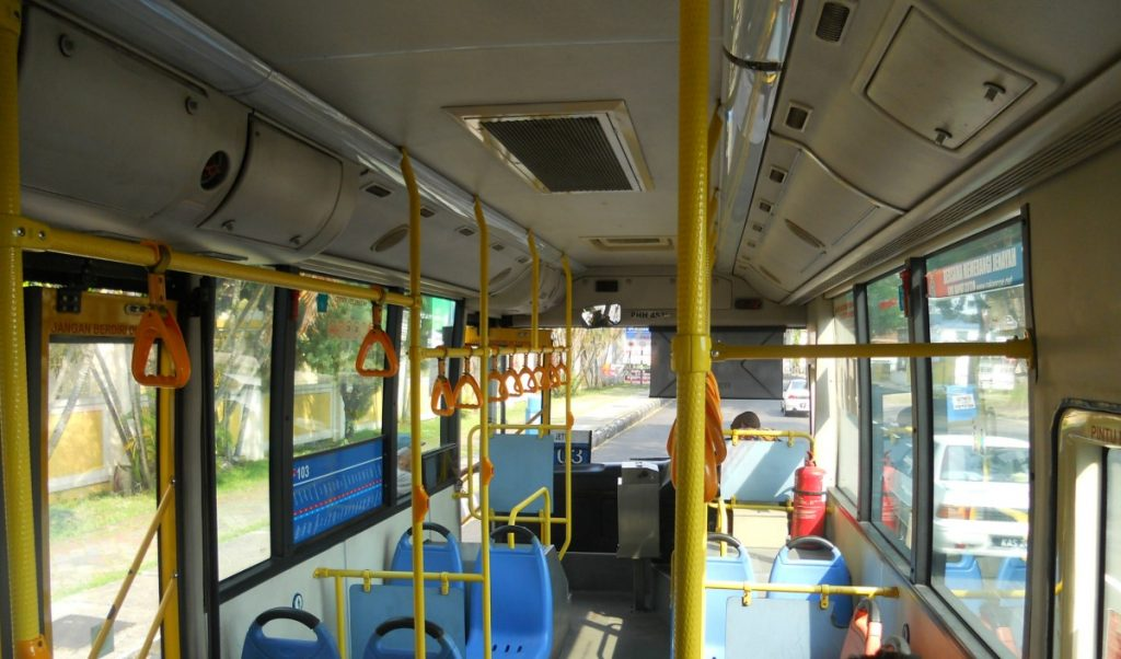 Penang Bus system is great