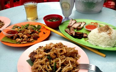 Where to eat in Penang