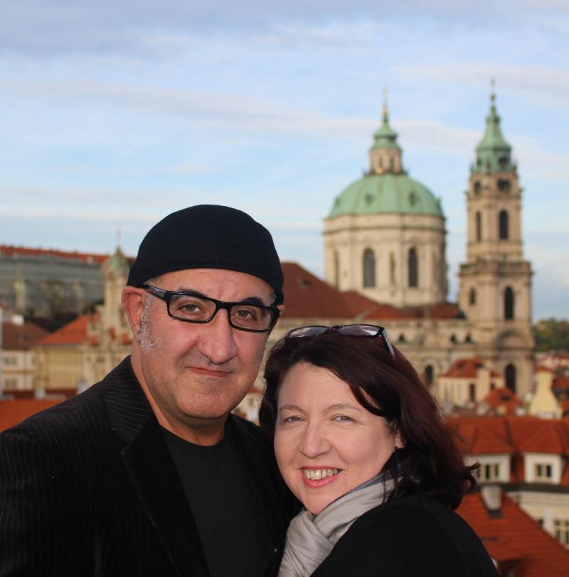 Paula and Charles Expert Abroad