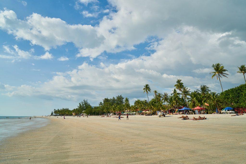 Cenang Beach Langkawi Malaysia