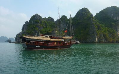 A Two Day Cruise on Halong Bay