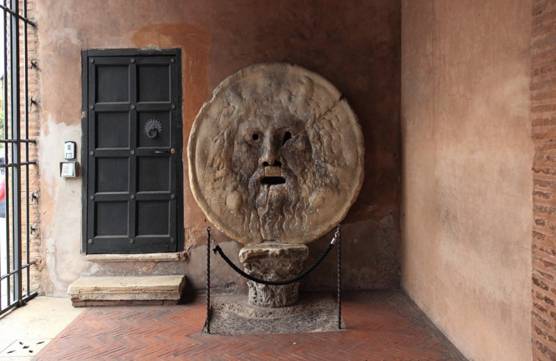 The Mouth of Truth Bocca Della Veratia