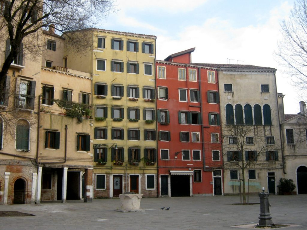Things to do in Venice - Jewish quarter