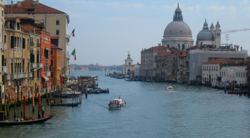 What to do in Venice - Ride the Grand Canal