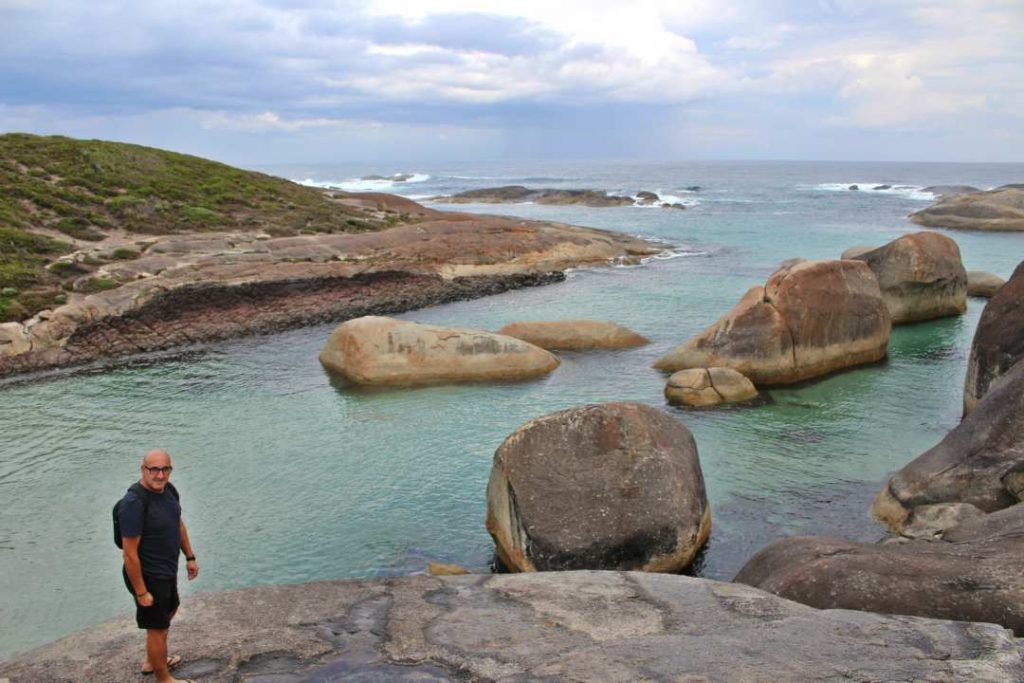 El;ephant Rocks WA Williams Bay National Park