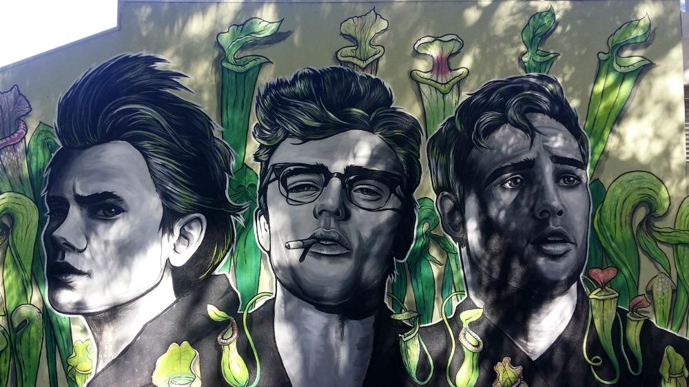 River Pheonix, James Dean, Marlon Brando