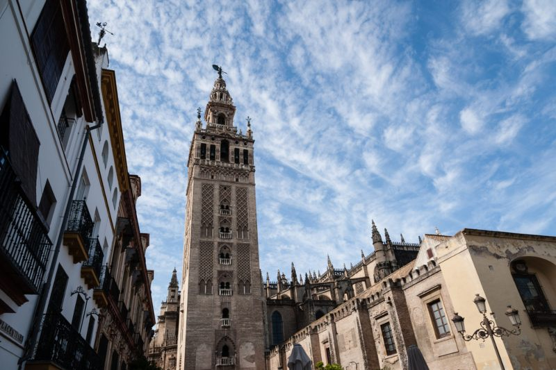 Seville Giralda Tower Spain
