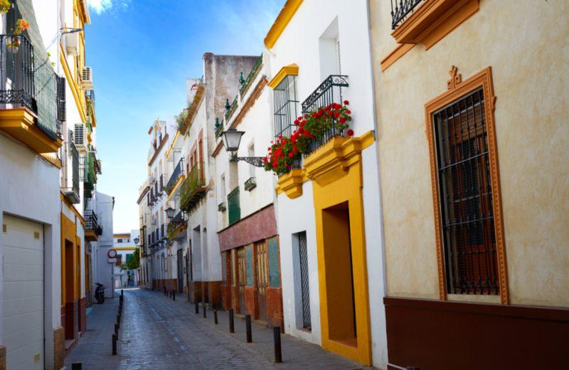 Triana barrio of Seville