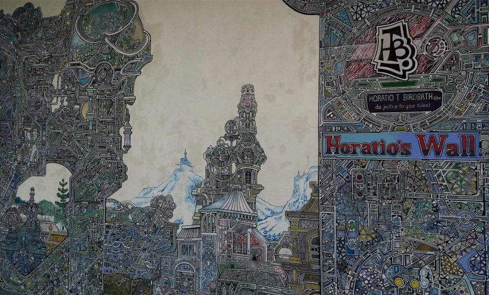 Horiatos wall fremantle