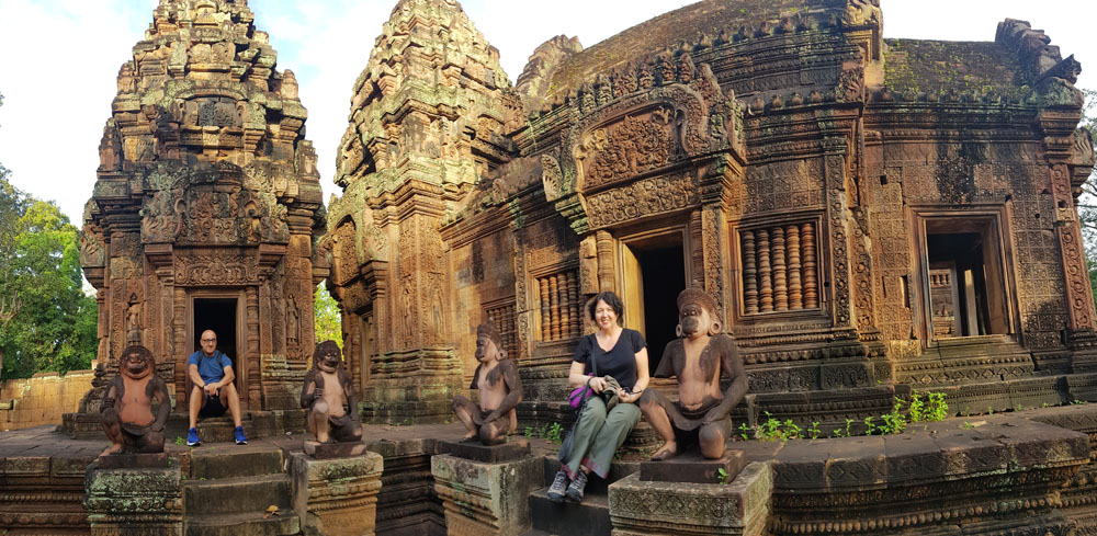 Banteay Srei, The Citadel of the Women