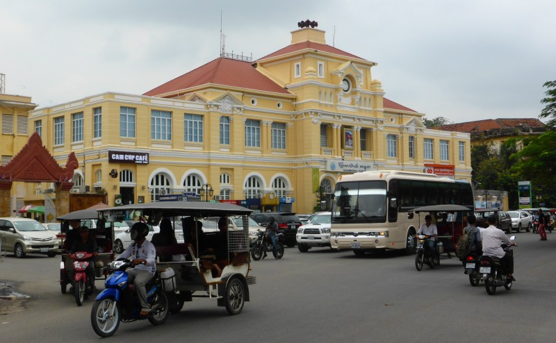 Phnom Penh transport