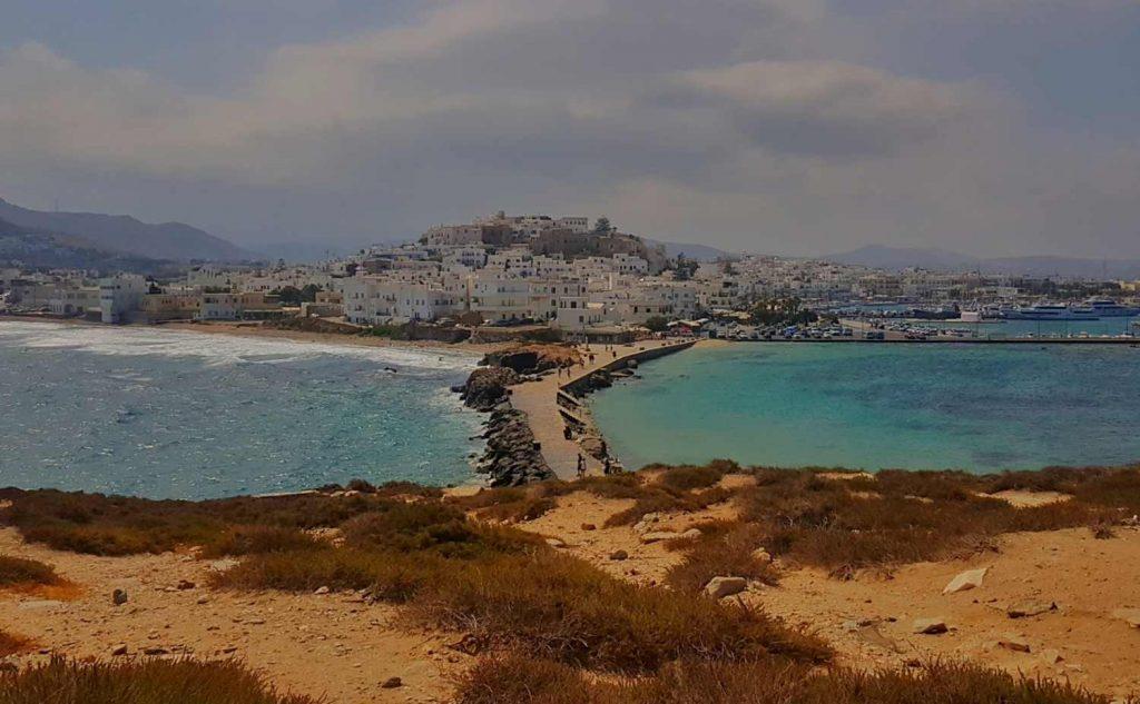 Naxos Greece Cyclades