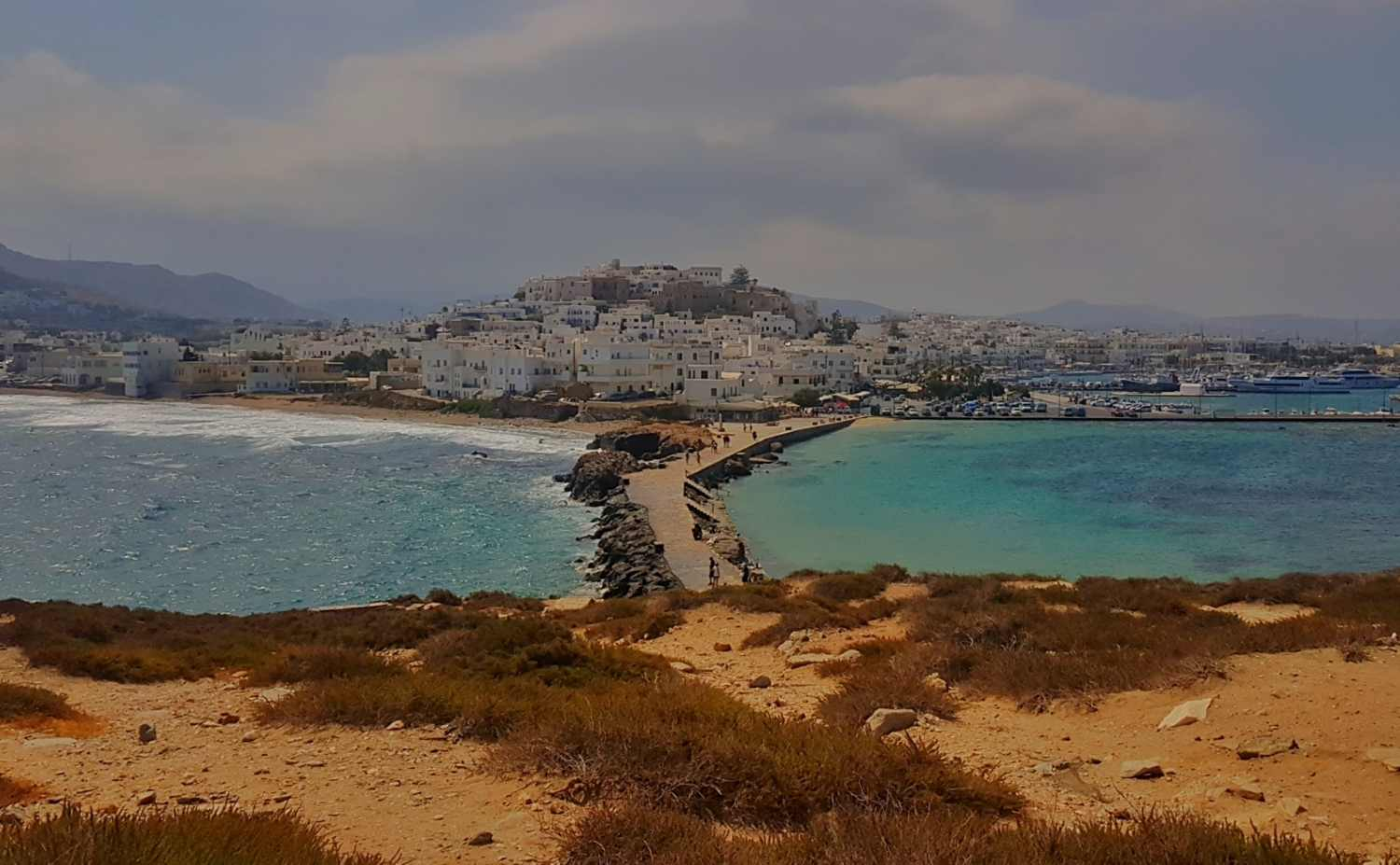 We Fell in Love with Naxos Island in Greece