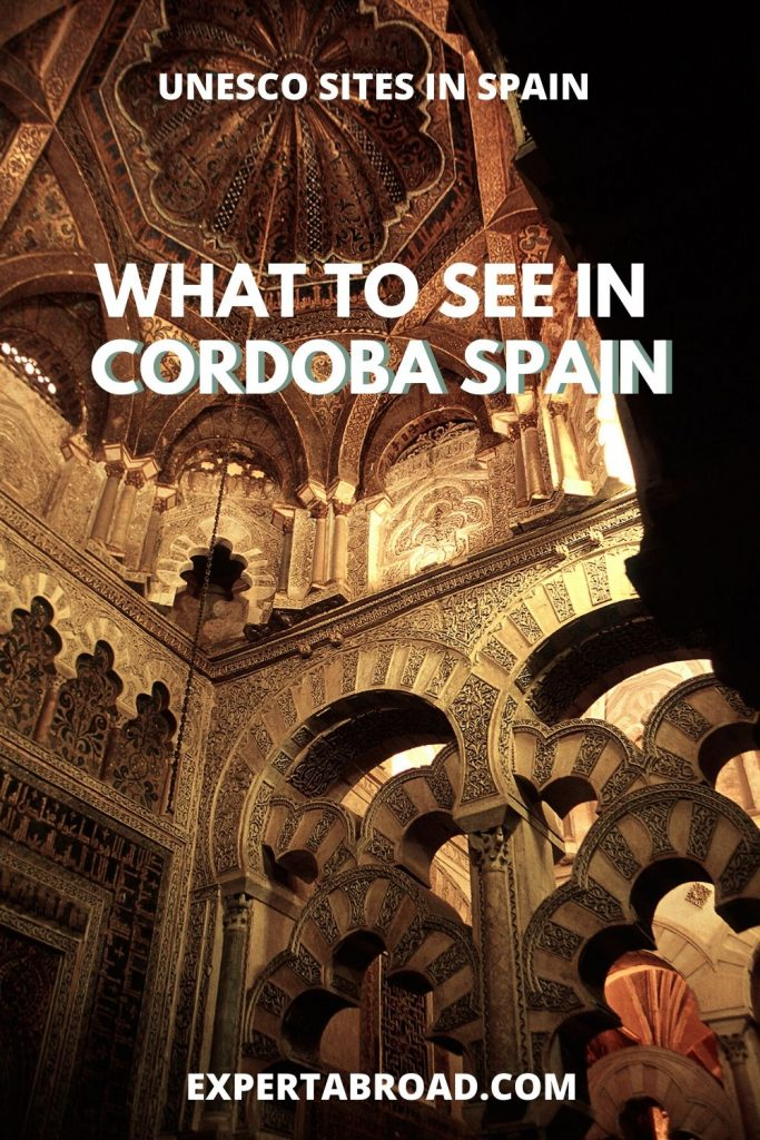2 days in Cordoba Spain