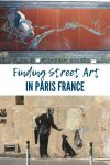 Street Art in Paris France
