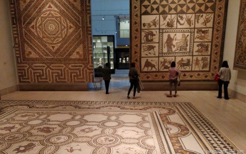 Madrid-Archeological museum Spain