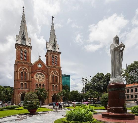 Notre Dame Bascilla Saigon