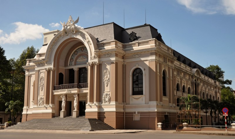 The Saigon Opera House
