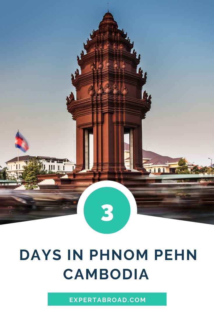 If you are visiting Cambodia and trying to decide if you should include Phnom Pehn in your itinerary this should help you convince that this part of Cambodia is full of things to do and places to see. You should certainly try to visit for Phnom Pehn for a few days.  #Cambodia