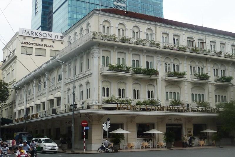 Hotel district 1 saigon vietnam