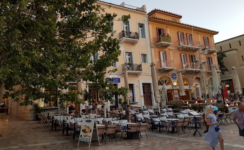 Where to eat in Nafplio
