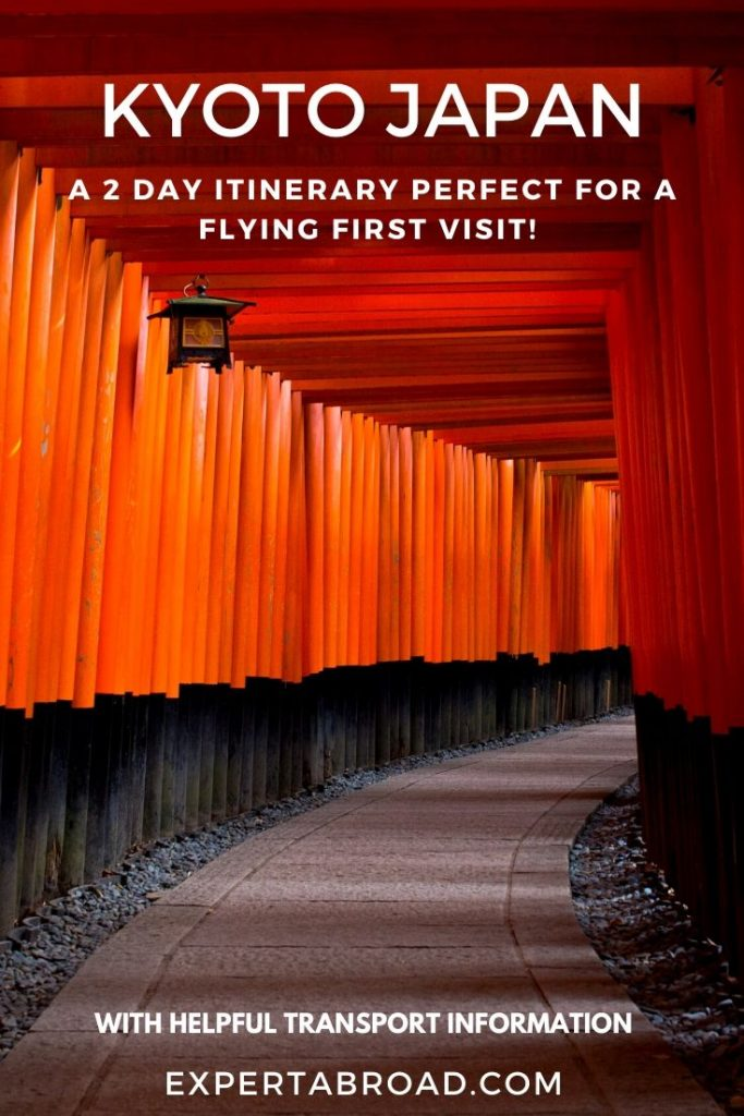 Inari Temple Kyoto Japan