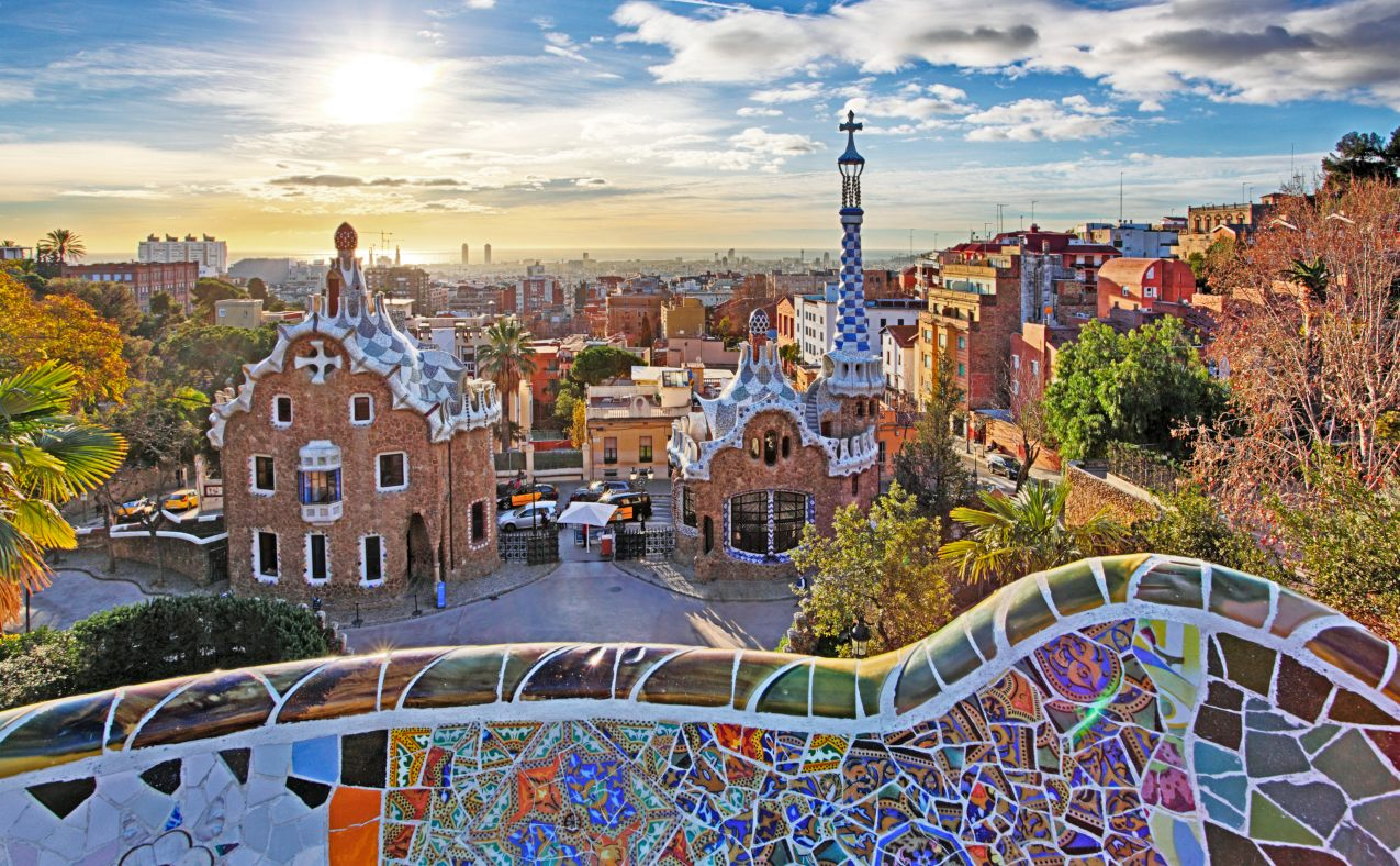Visiting Barcelona for the first time