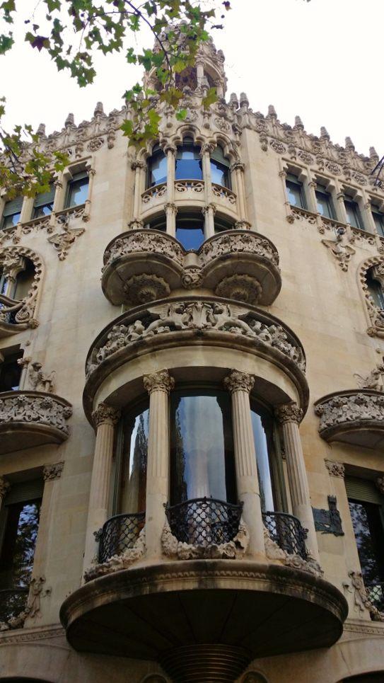 Casa Lleó Morera Barcelona Spain