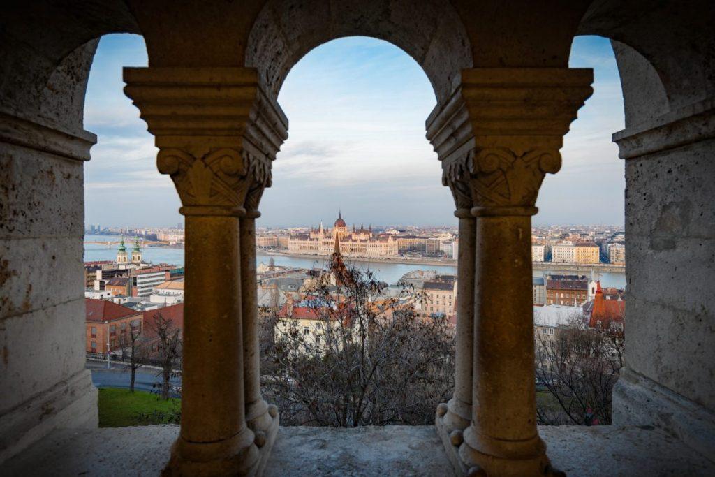 Budapest Hungary view