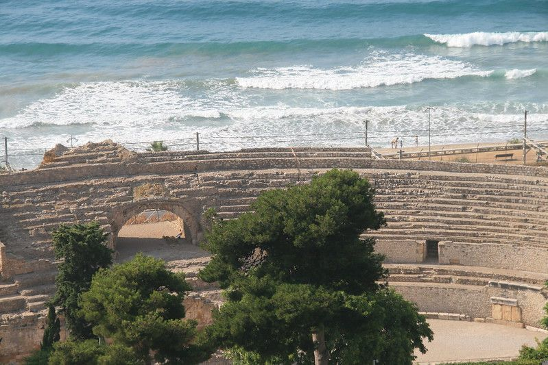 Tarragona is an easy day trip from Barcelona
