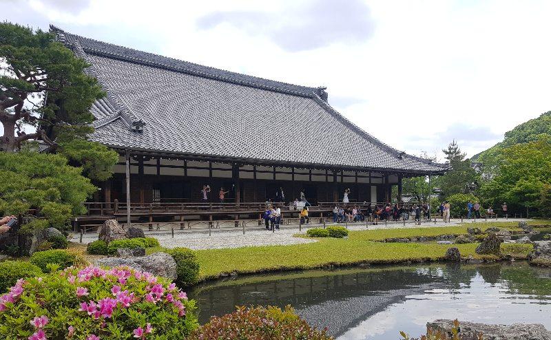 Tenryu Temple Complex Kyoto