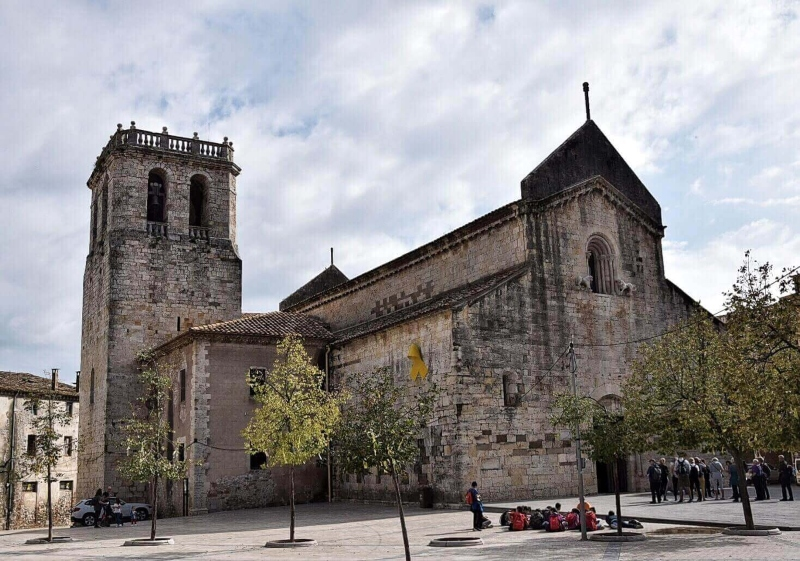 besalu Barcelona Spain