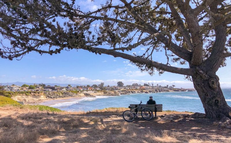 Santa Cruz California day trip