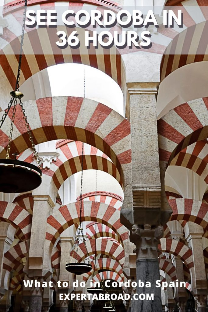 36 hours in Cordoba