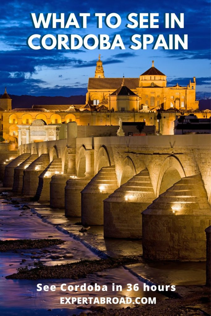 What to see in Cordoba Spain